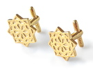 Alhambra Nazari Arab Cufflinks in 18K Gold Plated
