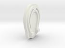 Horseshoe 2 in White Strong & Flexible