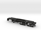 #87-2602 Ohio Public Service 21 frame in Black Strong & Flexible