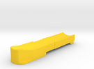 T3 Single Feed Follower (S) in Yellow Strong & Flexible Polished