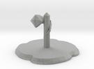 Knokai Figure in Metallic Plastic