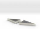 AMPro Gauge Cluster Signal Lenses in Transparent Acrylic