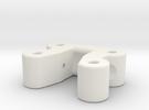 Kugelkopfhalterung LOSI MRC, einfach in White Strong & Flexible