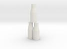 Bottle Tip Game in White Strong & Flexible