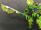 TF4: AOE Warrior Of Growl (pole) for deluxe Snarl in Green Strong & Flexible Polished