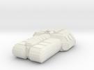 1/1000 Scale SoroSuub Nestt Light Freighter v1 in White Strong & Flexible