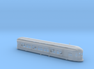 #87-1111 - Interurban Windsplitter Carbody in Frosted Ultra Detail