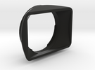 Zeiss 25mm / 28mm Hood in Black Strong & Flexible