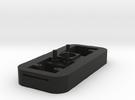 CameraHolder-1piece-c-mounttap in Black Strong & Flexible