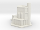 Office Tower in White Strong & Flexible
