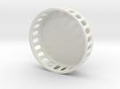 DJI Phantom 3 Lens cap v2 in White Strong & Flexible