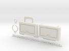 Brainstorm's Time Case Kit in White Strong & Flexible