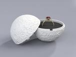 Moon Engagement Ring Box