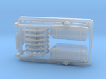HO Scale Dump Cart X 2