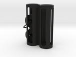 18650 Twin Battery Case v3.1