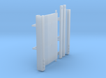 1/64th Truck or trailer Lift Gate