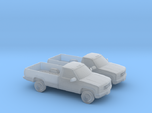 1/160 2X 1988-98 GMC Sierra