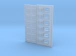 144-H0040: Jet Blast Deflector (6 panels), 1:144