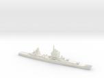 USS Long Beach, Final Layout, 1/1800