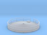 'N Scale' - Storage Tank Top - 16.67 Ft