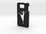Samsung Galaxy Alpha Ballet dancer case