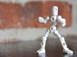 ModiBot Myke- Microfigure frame