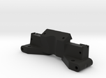 NIX62083 - RC10 front bulkhead with top deck mount