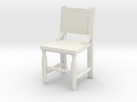 Miniature 1:48 Congressional Chair