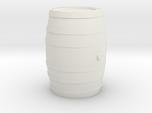 Barrel 60 Gal - HO 87:1 Scale