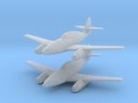 1/200 Messerschmitt Me-262B (x2)