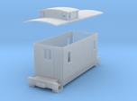 HOn30 Small caboose