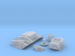 1/16 SB Chevy Single 4 BBL Intake System
