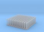 "1:24 Square Nut-Bolt-Washer Set (Size: 0.5"")"