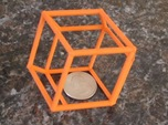 Rhombic Dodecahedron (100 cc)