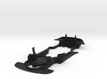 S07-ST2 Chassis for Scalextric Aston GT3 STD/STD