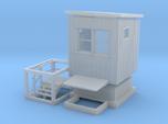 CNR Washago Signalmans Cabin (N-Scale, 1:160)