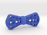 Plaid Bow Tie 3d Printed