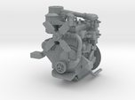 1:6 Continental Bantam Engine for 1:6 Jeep