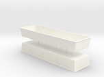 1/64th scale Flatbed Tomato or Produce tubs (2)
