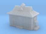 N Gauge - Cabmen's Shelter