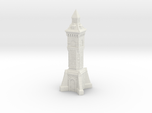 N Gauge Victorian Clock Tower