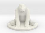 Sitting Bear Miniature