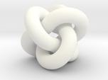 Borromean Rings Pendant