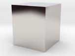 Platinum Cuboid