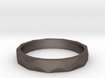 Iron Ring Size 7.5