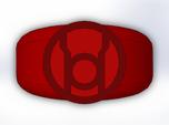 Red Lantern Ring