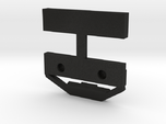 Axial SCX10 1/10 Scale License Bracket