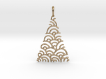 Christmas Tree Pendant Style 2