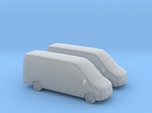 1/148 2X Mercedes Sprinter/GB