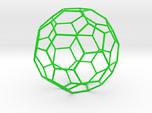 0379 Truncated Icosahedron E (21.0 см) #008